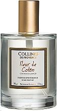 """Parfumuri și produse cosmetice Aromă pentru casă """"Floare de bumbac"""" - Collines de Provence Cotton Flower"""