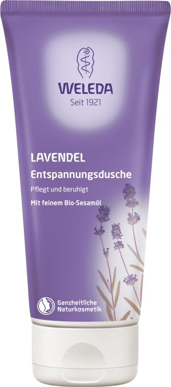Set - Weleda Geschenkset Lavendel (sh/gel/200ml + oil/200ml) — Imagine N4