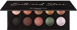 Parfumuri și produse cosmetice Paletă farduri de ochi, 10 nuanțe - Makeup Revolution Pro Colour Focus Palette