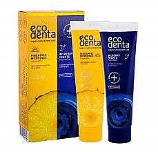 Parfumuri și produse cosmetice Set - Ecodenta (toothpast/100ml + toothpast/100ml)