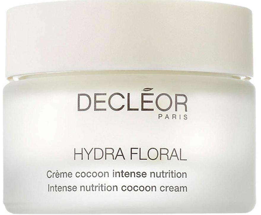 Cremă nutritivă pentru pielea uscată - Decleor Hydra Floral Intense Nutrition Cocoon Cream — Imagine N1
