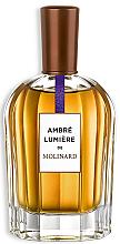 Parfumuri și produse cosmetice Molinard Ambre Lumiere - Apă de parfum (tester fără capac)
