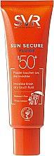 Parfumuri și produse cosmetice Fluid de protecție solară pentru față - SVR Sun Secure Dry Touch Fluid SPF 50