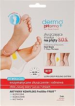 Parfumuri și produse cosmetice Mască pentru picioare - Dermo Pharma Skin Repair Expert