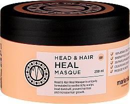 Parfumuri și produse cosmetice Mască de păr împotriva mătreții - Maria Nila Head & Hair Heal Masque