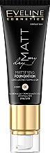 Parfumuri și produse cosmetice Fond de ten - Eveline Cosmetics Matt My Day Mattifying Foundation